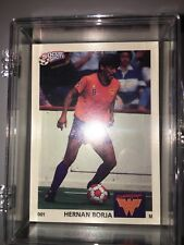 1990-1991 Soccer Shots Complete 110 set plus 14 All Star - 3 autographed cards