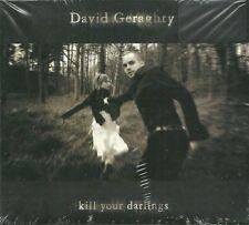 David Geraghty - Kill Your Darlings - CD Digipak - New and Sealed