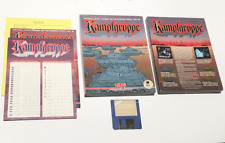 Kampfgruppe - Very large box (SSI, 1987) - Amiga