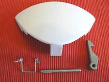 GENUINE INDESIT WASHER DRYER DOOR HANDLE KIT P/N C00075323