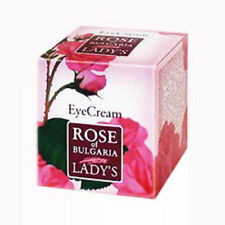 Rose of Bulgaria Eye Cream vit.E Rose Water Jojoba oil