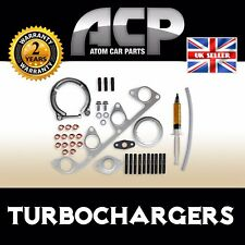 Turbocharger Fitting / Gasket Kit for Audi, Seat, Skoda, Volkswagen - 2.0 TDI.