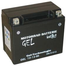 Motorrad Gel Batterie YTX12-BS Adly/Herchee Canyon 280, Bj 2007-2009