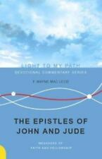 (New) Mac Leod: Epistles of John and Jude : Messages of Faith and Fellowship