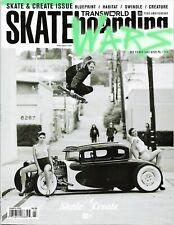 Transworld Skateboarding Magazine / Volume 30 / March 2012