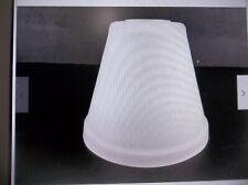 Hampton Bay HB2077-35 4 Light Vanity GLASS SHADE REPLACEMENT PARTS White