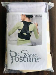 SheerPosture Unisex Posture Support NEW