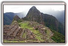 Machu Picchu Fridge Magnet