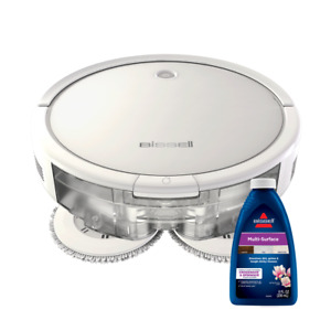 BISSELL #28599 SPINWAVE WET AND DRY ROBOTIC VACUUM CLEANER