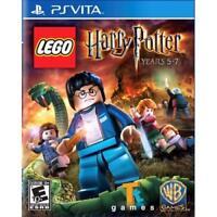 Lego Harry Potter: Years 5-7 PlayStation Vita For Ps Vita Brand New 0E