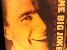"PETE MORTON...""ONE BIG JOKE"" EXCELLENT VINYL LP 1988"