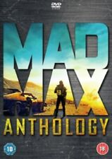 Mad Max Anthology  1 + 2 + Fury Road + Beyond Thunderdome New Region 4 DVD