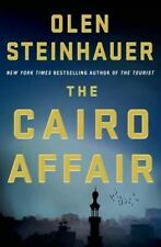 The Cairo Affair by Olen Steinhauer (2014, Hardcover)
