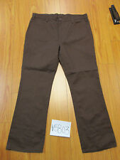 vintage levi's 517 STA-Prest boot cut REPAIRED Irregular 42x32 made USA V5803