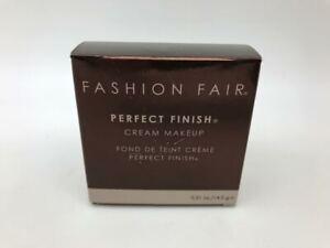 FASHION FAIR Perfect Finish Cream Makeup ~ BROWN SUGAR ~ 0.51oz/14.5g NIB - RARE