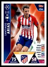 Match Attax Champions League 2018/19 - Santiago Arias Athletico Madrid No.26