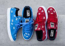 New Puma X Sesame Street COOKIE MONSTER BLUE [363269-01] or ELMO RED [363269-02]