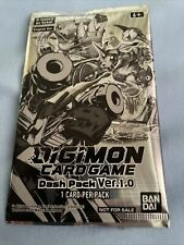 Dash Pack Ver 1.0 Bandai Digimon TCG Card Game Sealed Booster NEW