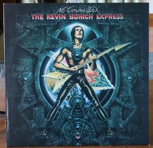 """The Kevin Borich Express """"No Turning Back"""" Aussie Press.1979, Mercury Label, Ex-"""