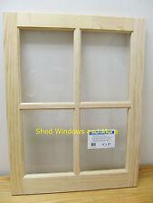 "Wooden Barn Sash Window 22 x 29"" Barns sheds garages"