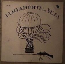 """Library=Aldo Sferra E Stefano Ravizza-Lentamente... """"Si"""", """"Fa"""" Lp EX Auesse Rare"""