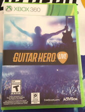 NEW Activision Guitar Hero Live XBox 360 Video Game ONLY ***NEW & SEALED***