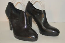 "FRANCO SARTO Women's ""A Ferry"" Black 4"" Heel Slip On Heels Size 10M"