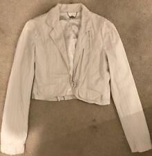Guess Jeans Jacket/blazer Size L White