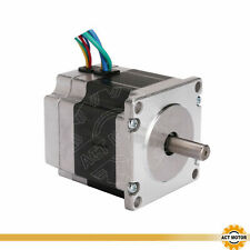 1PC Nema 23 Schrittmotor 1.8deg 2.4Nm 1.8A 4 Drähte 104mm CNC Mill Lathe Router