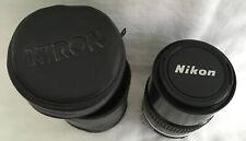 Nikkor Nikon 135mm lens 1 : 2.8