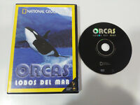 ORCAS LOBOS DE MAR NATIONAL GEOGRAPHIC DVD ESPAÑOL ENGLISH