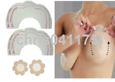 20Pcs Instant  Breast Lifts Invisible Bra Tape Boob Shape Nipple Cover
