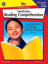 The 100+ Series Nonfiction Reading Comprehension, Grades 5-6