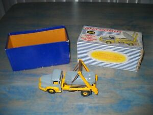 Dinky Meccano  Supertoys 38A Camion Unic Multibenne Marrel with Box Nice Look!!