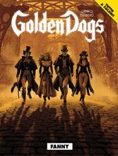 fumetto GOLDEN DOGS COSMO SERIE COMPLETA 1/2