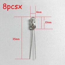 8PCS ICOM IC-720 IC-730 IC-735 IC-751 IC-761 S Meter& Backlight Pilot Lamp Bulb
