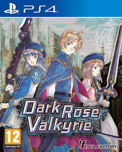 Dark Rose Valkyrie (PS4) - BRAND NEW & SEALED UK