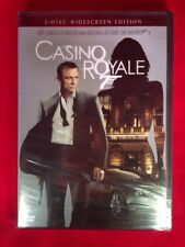 Casino Royale (DVD, 2007, 2-Disc Set, Widescreen) DVD, BRAND NEW, SEALED.