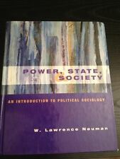 Power, State and Society : An Introduction to Political Sociology