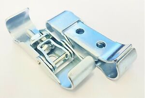 Pair of Quick Release Kart Nose Cone Clamps / Clips