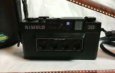 NIMSLO 3D 35mm CAMERA
