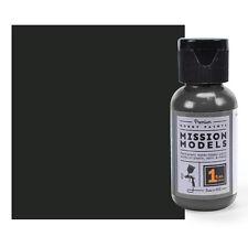 Pintura Modelos de misión, MMP-035 botella de la OTAN Negro 1fl.oz