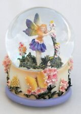 Musical Snow globe - Flower fairy