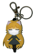Black cat Eve Cat Key chain by GE Animation Item # 3833