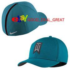 2018 Nike Tiger Woods TW Striped Golf Hat Cap 845579-467 Size M/L