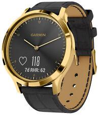 GARMIN vivomove HR Premium Fitness-Tracker Smartwatch Schwarz 010-01850-AC