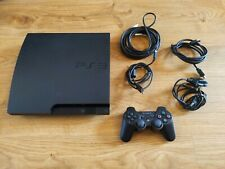 PS3 Slim CECH-3003A 160gb Console Playstation 3 With 1 Controller - Free P&P