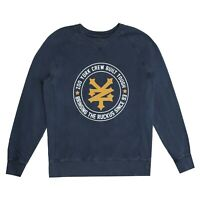 Zoo York Mens - Ruckus - Crew Sweat - Blue