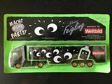 Iveco Truck Kleiner Feigling Alcohol - 1:64 Advertisement