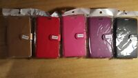 Book, wallet style PU leather flip phone case cover to fit Nokia Lumia 920